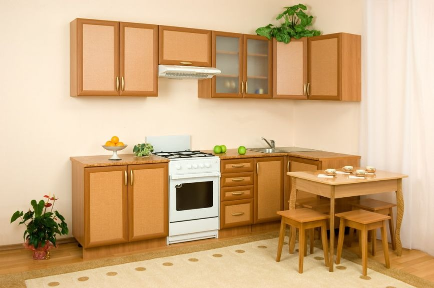Реставрация фасадов кухни своими руками 79