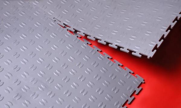 так сложно напольное покрытие из плиток пвх тонкое